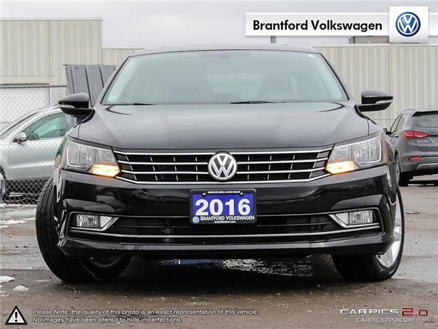 2016 Volkswagen Passat 1.8 TSI Highline (Stk: VC019464A) in Brantford - Image 2 of 27