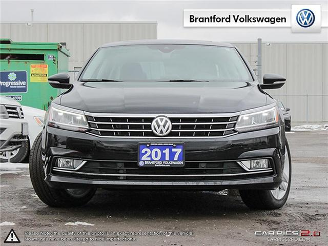2017 Volkswagen Passat 1.8 TSI Highline (Stk: T18089A) in Brantford - Image 2 of 27