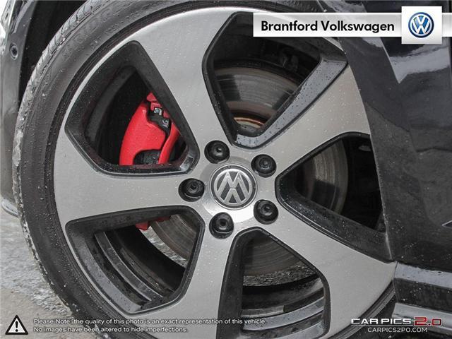 2016 Volkswagen Golf GTI 3-Door Autobahn (Stk: VC14674A) in Brantford - Image 6 of 27