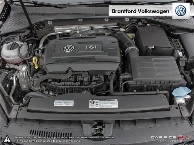 2016 Volkswagen Golf GTI 3-Door Autobahn (Stk: VC14674A) in Brantford - Image 8 of 27