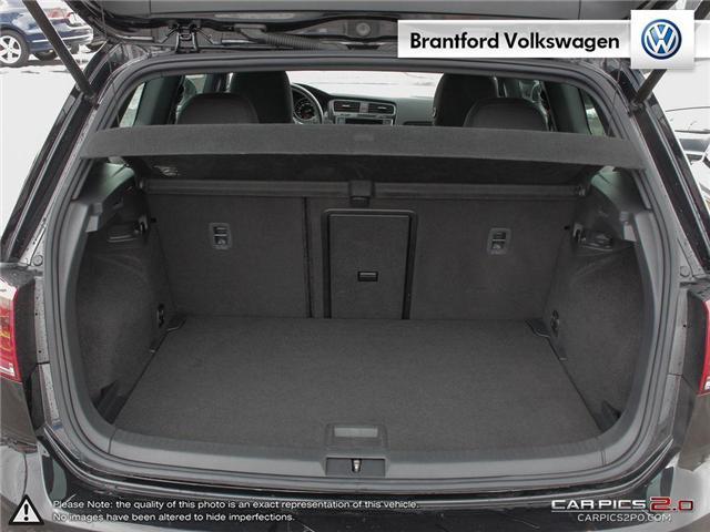 2016 Volkswagen Golf GTI 3-Door Autobahn (Stk: VC14674A) in Brantford - Image 11 of 27