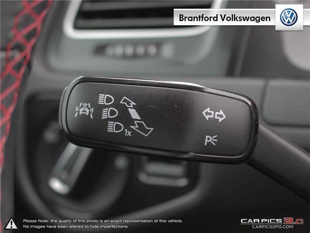 2016 Volkswagen Golf GTI 3-Door Autobahn (Stk: VC14674A) in Brantford - Image 16 of 27