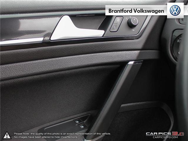 2016 Volkswagen Golf GTI 3-Door Autobahn (Stk: VC14674A) in Brantford - Image 17 of 27
