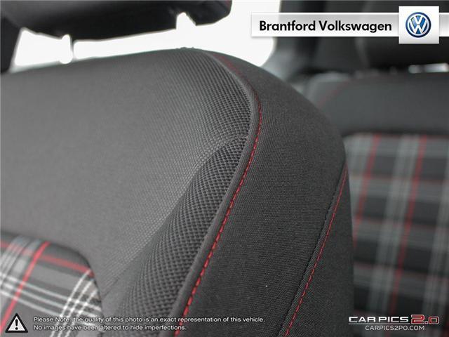 2016 Volkswagen Golf GTI 3-Door Autobahn (Stk: VC14674A) in Brantford - Image 23 of 27