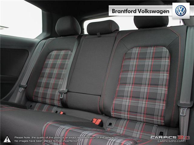 2016 Volkswagen Golf GTI 3-Door Autobahn (Stk: VC14674A) in Brantford - Image 24 of 27
