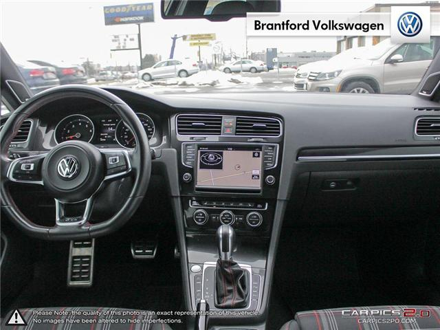 2016 Volkswagen Golf GTI 3-Door Autobahn (Stk: VC14674A) in Brantford - Image 25 of 27