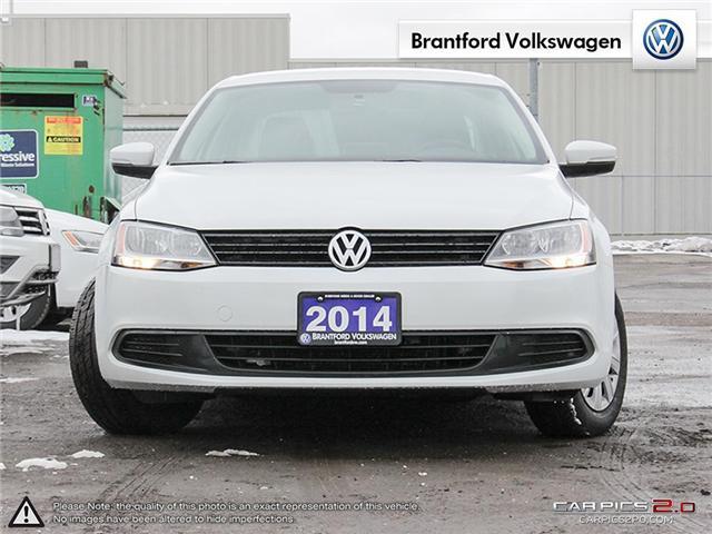 2014 Volkswagen Jetta 2.0L Trendline+ (Stk: VC07991) in Brantford - Image 2 of 27