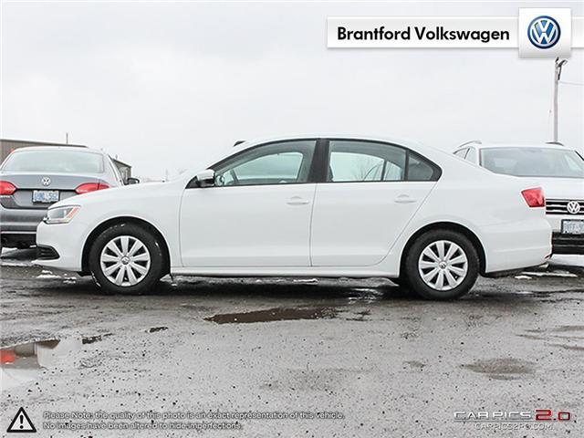 2014 Volkswagen Jetta 2.0L Trendline+ (Stk: VC07991) in Brantford - Image 3 of 27