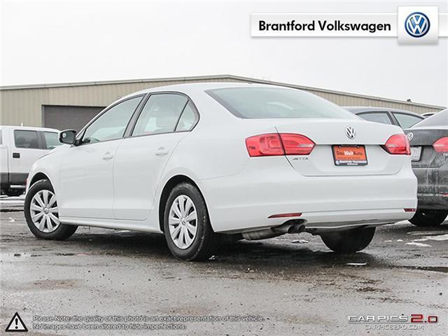 2014 Volkswagen Jetta 2.0L Trendline+ (Stk: VC07991) in Brantford - Image 4 of 27