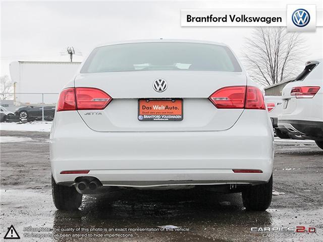 2014 Volkswagen Jetta 2.0L Trendline+ (Stk: VC07991) in Brantford - Image 5 of 27