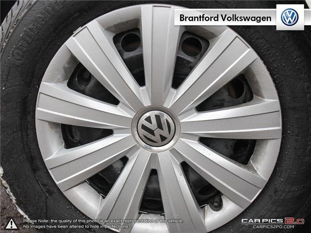 2014 Volkswagen Jetta 2.0L Trendline+ (Stk: VC07991) in Brantford - Image 6 of 27