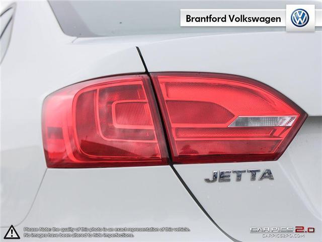 2014 Volkswagen Jetta 2.0L Trendline+ (Stk: VC07991) in Brantford - Image 12 of 27
