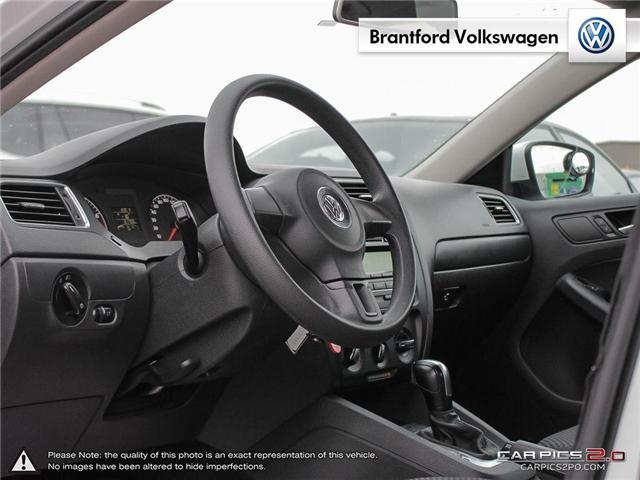 2014 Volkswagen Jetta 2.0L Trendline+ (Stk: VC07991) in Brantford - Image 13 of 27