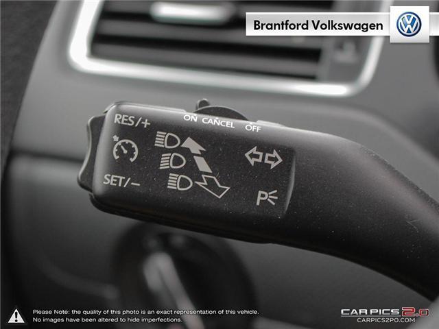 2014 Volkswagen Jetta 2.0L Trendline+ (Stk: VC07991) in Brantford - Image 16 of 27