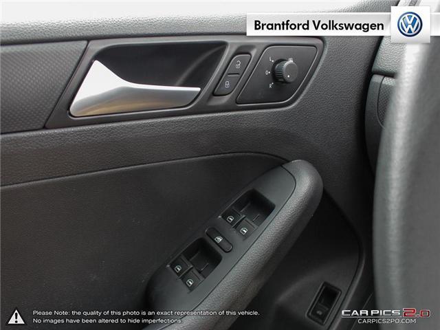 2014 Volkswagen Jetta 2.0L Trendline+ (Stk: VC07991) in Brantford - Image 17 of 27