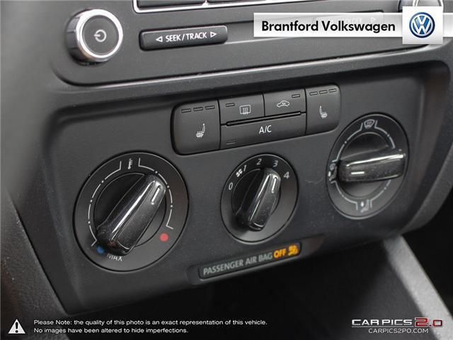 2014 Volkswagen Jetta 2.0L Trendline+ (Stk: VC07991) in Brantford - Image 20 of 27