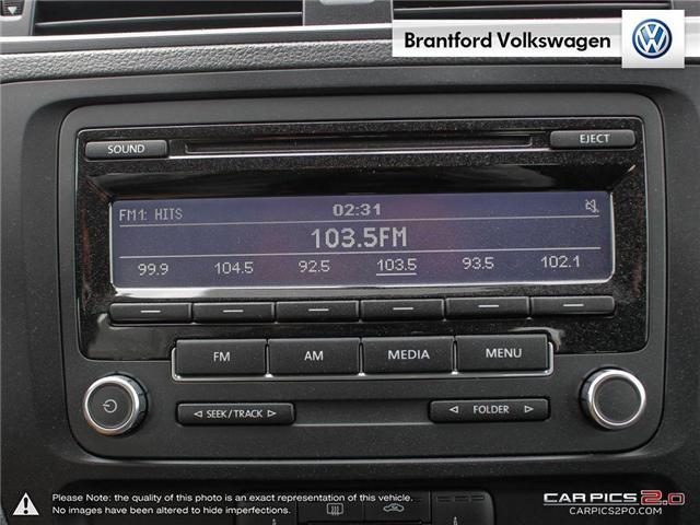 2014 Volkswagen Jetta 2.0L Trendline+ (Stk: VC07991) in Brantford - Image 21 of 27