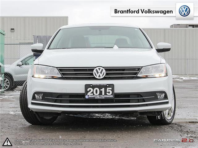 2015 Volkswagen Jetta 1.8 TSI Highline (Stk: P78046) in Brantford - Image 2 of 27