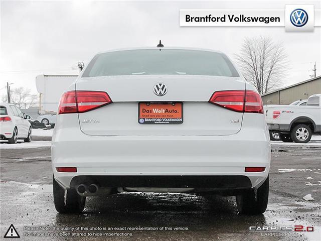 2015 Volkswagen Jetta 1.8 TSI Highline (Stk: P78046) in Brantford - Image 5 of 27