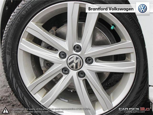 2015 Volkswagen Jetta 1.8 TSI Highline (Stk: P78046) in Brantford - Image 6 of 27