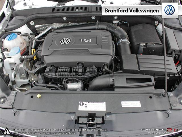 2015 Volkswagen Jetta 1.8 TSI Highline (Stk: P78046) in Brantford - Image 8 of 27