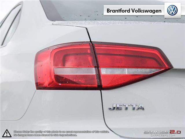 2015 Volkswagen Jetta 1.8 TSI Highline (Stk: P78046) in Brantford - Image 12 of 27