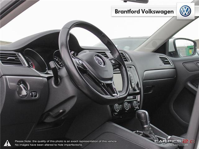 2015 Volkswagen Jetta 1.8 TSI Highline (Stk: P78046) in Brantford - Image 13 of 27