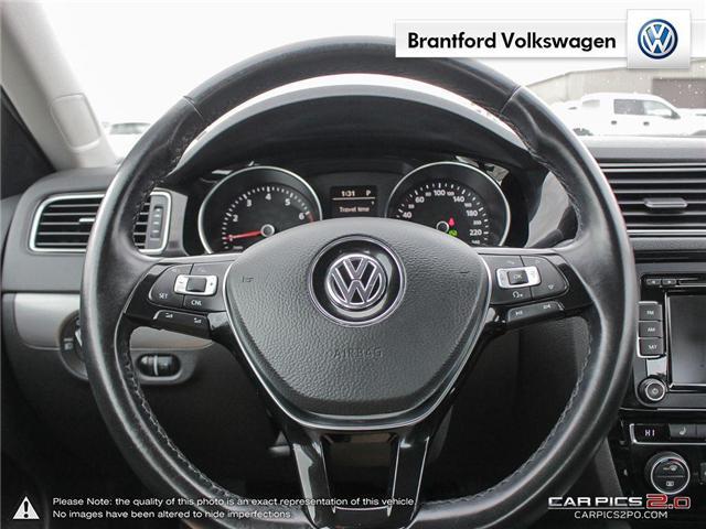 2015 Volkswagen Jetta 1.8 TSI Highline (Stk: P78046) in Brantford - Image 14 of 27