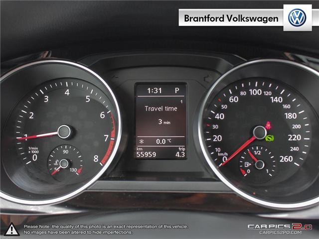 2015 Volkswagen Jetta 1.8 TSI Highline (Stk: P78046) in Brantford - Image 15 of 27