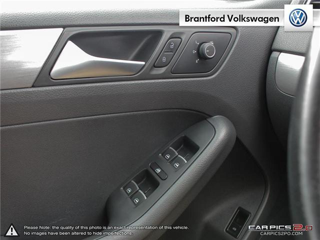2015 Volkswagen Jetta 1.8 TSI Highline (Stk: P78046) in Brantford - Image 17 of 27