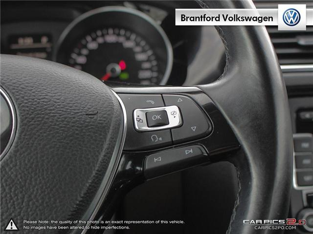 2015 Volkswagen Jetta 1.8 TSI Highline (Stk: P78046) in Brantford - Image 18 of 27