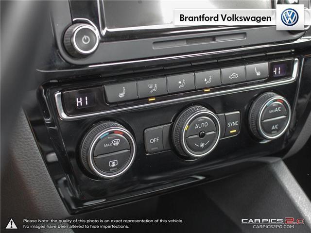 2015 Volkswagen Jetta 1.8 TSI Highline (Stk: P78046) in Brantford - Image 20 of 27