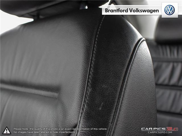 2015 Volkswagen Jetta 1.8 TSI Highline (Stk: P78046) in Brantford - Image 23 of 27