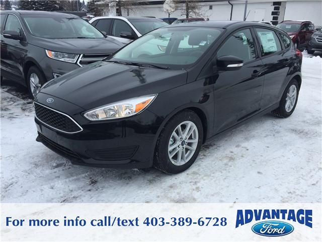 2018 Ford Focus SE (Stk: J-302) in Calgary - Image 1 of 5