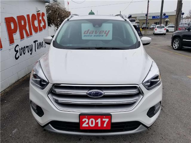 2017 Ford Escape Titanium (Stk: 18-095A) in Oshawa - Image 2 of 16
