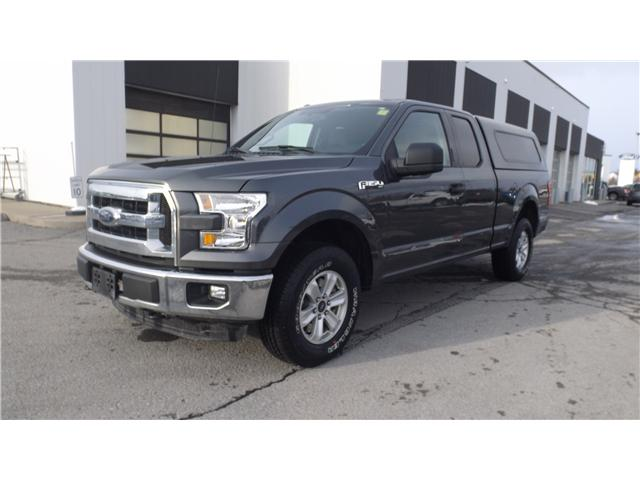 2016 Ford F-150 XLT (Stk: P46270) in Kanata - Image 1 of 10