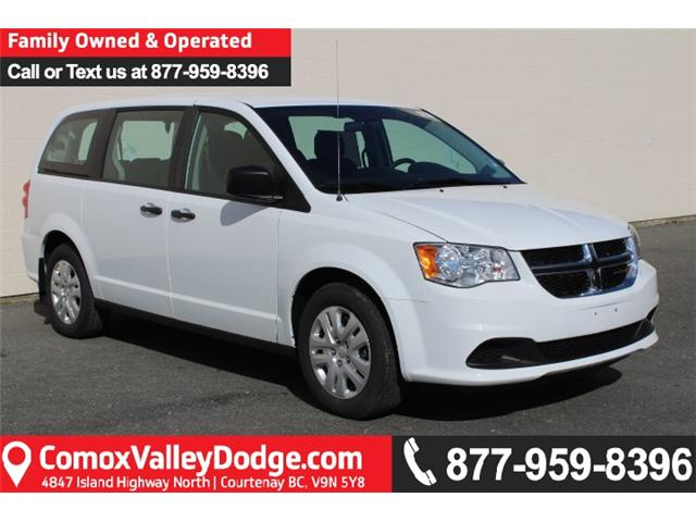 2018 Dodge Grand Caravan CVP/SXT (Stk: R181647) in Courtenay - Image 1 of 28