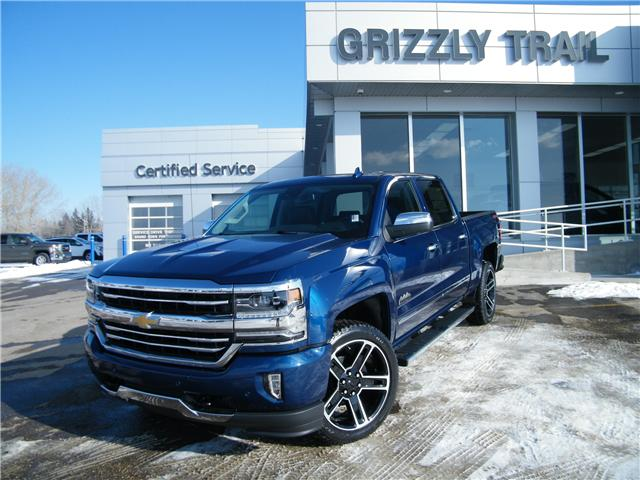 2018 Chevrolet Silverado 1500 High Country (Stk: 54175) in Barrhead - Image 1 of 35