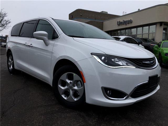 2018 Chrysler Pacifica Touring Plus (Stk: J429) in Burlington - Image 1 of 19
