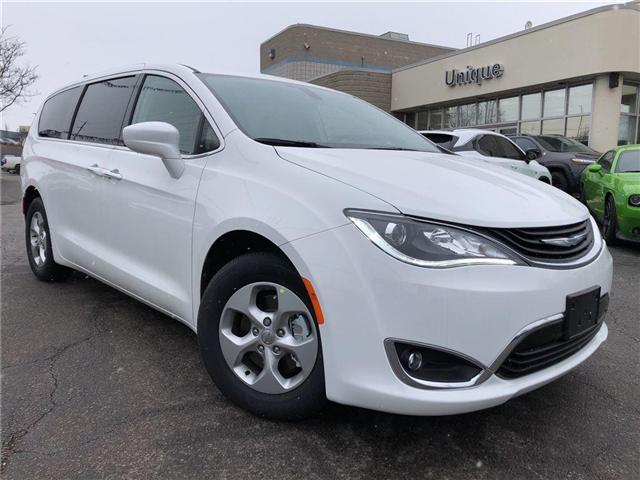 2018 Chrysler Pacifica Touring Plus (Stk: J429) in Burlington - Image 2 of 19