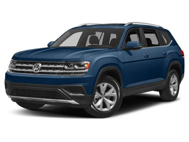2018 Volkswagen Atlas 3.6 FSI Highline (Stk: JA555311) in Surrey - Image 1 of 8