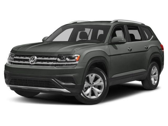 2018 Volkswagen Atlas 3.6 FSI Highline (Stk: JA555546) in Surrey - Image 1 of 8