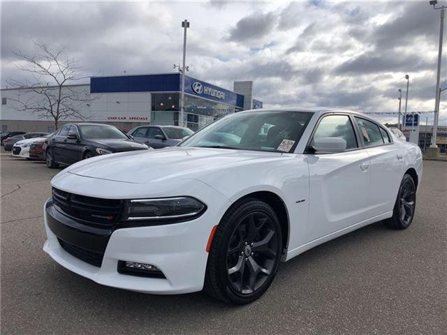 2017 Dodge Charger R/T (Stk: 2C3CDX) in Brampton - Image 1 of 14