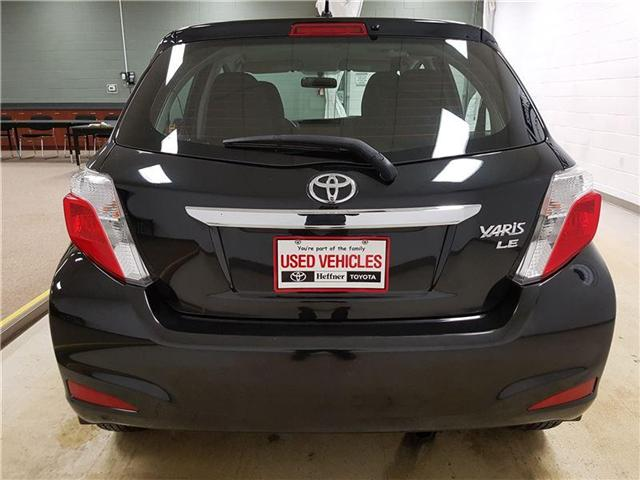 2014 Toyota Yaris LE (Stk: 185201) in Kitchener - Image 8 of 19