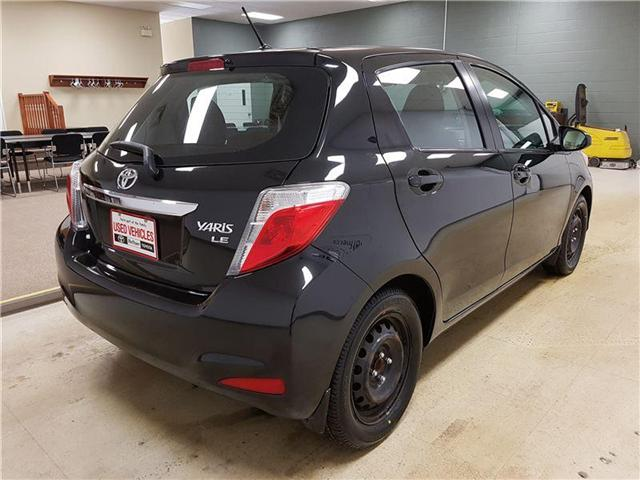 2014 Toyota Yaris LE (Stk: 185201) in Kitchener - Image 9 of 19
