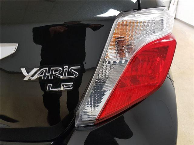 2014 Toyota Yaris LE (Stk: 185201) in Kitchener - Image 12 of 19