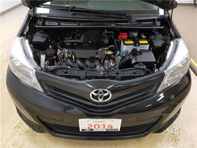 2014 Toyota Yaris LE (Stk: 185201) in Kitchener - Image 18 of 19