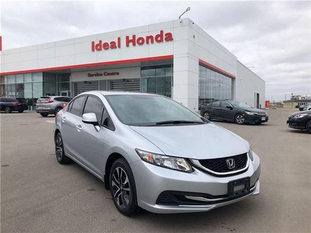 2013 Honda Civic EX (Stk: I180496A) in Mississauga - Image 1 of 19