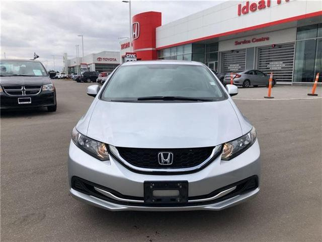 2013 Honda Civic EX (Stk: I180496A) in Mississauga - Image 2 of 19