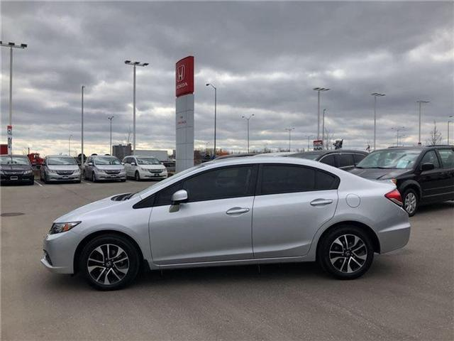 2013 Honda Civic EX (Stk: I180496A) in Mississauga - Image 4 of 19